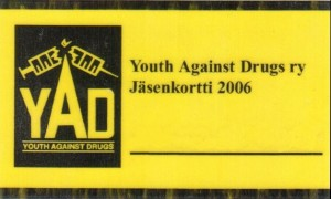 2006 YAD jasenkortti
