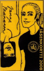 2008 YAD jasenkortti