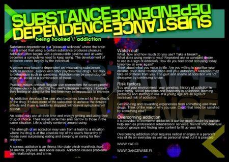 Substance dependence
