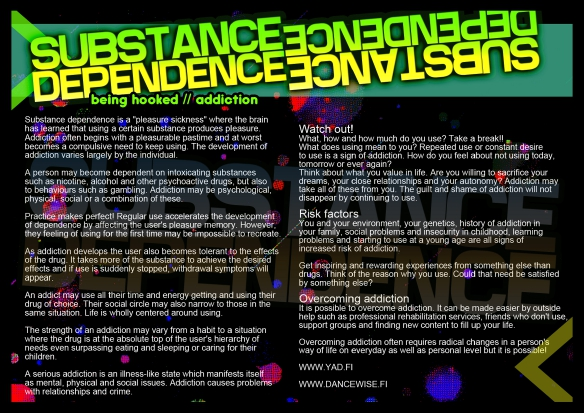 Substance dependence
