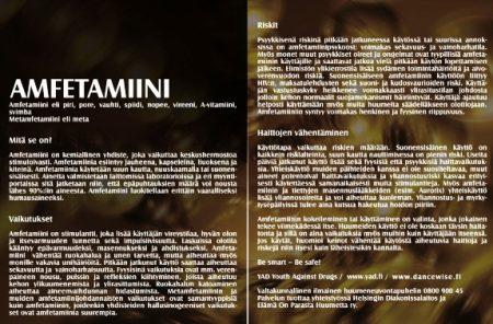 Amfetamiini