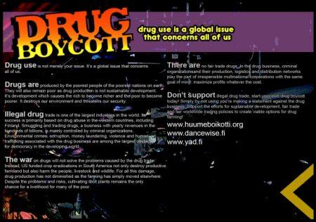 Drug boycott