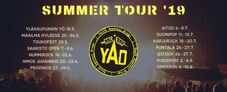 YAD-festarikiertue
