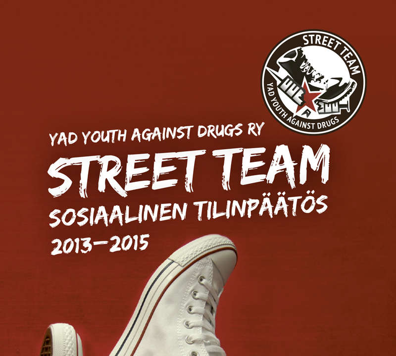 Street team sosiaalinen tilinpäätös 2013-2015