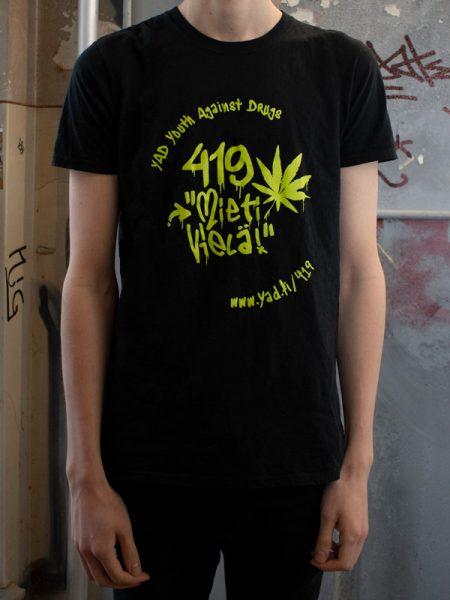 419 – Mieti vielä! -t-paita