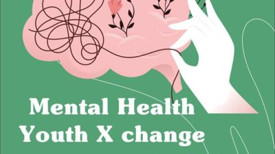 Mental Health Youth Exchange -juliste