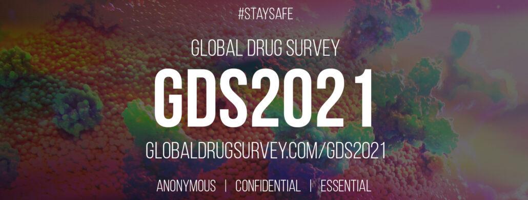 Kysely päihteitä kokeilleille ja käyttäville ihmisille – Global Drug Survey - Anonymous - Confidential - Essential.